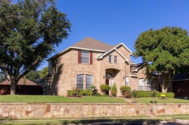 2809 Lafayette Drive, Rowlett, TX 75088 (MLS #14661650) :: The Good Home Team