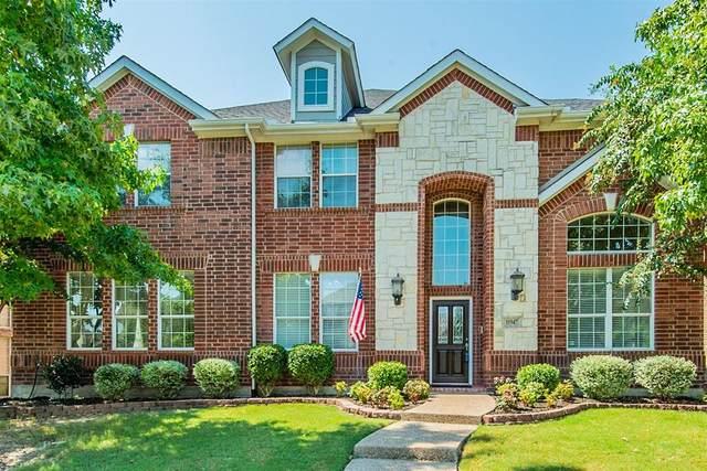 11947 Bamberg Lane, Frisco, TX 75035 (MLS #14661653) :: Craig Properties Group