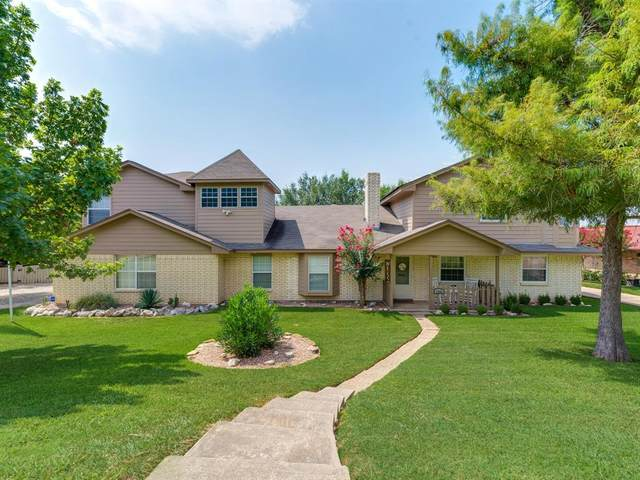 1909 Briarwood Drive, Grand Prairie, TX 75050 (MLS #14661666) :: Craig Properties Group