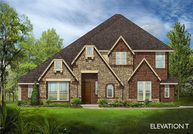 4613 Wildflower Way, Midlothian, TX 76065 (MLS #14661688) :: Real Estate By Design