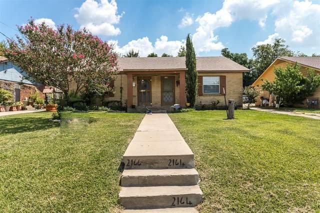 2166 Lovedale Avenue, Dallas, TX 75235 (MLS #14661716) :: Real Estate By Design