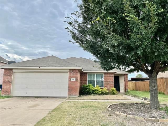 239 Saddlebrook Lane, Waxahachie, TX 75165 (MLS #14661733) :: The Mauelshagen Group