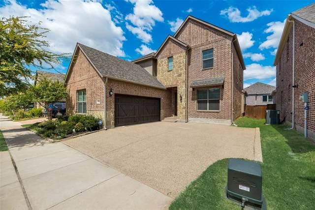 7812 Desert Dunes Trail, Mckinney, TX 75070 (MLS #14661738) :: Real Estate By Design