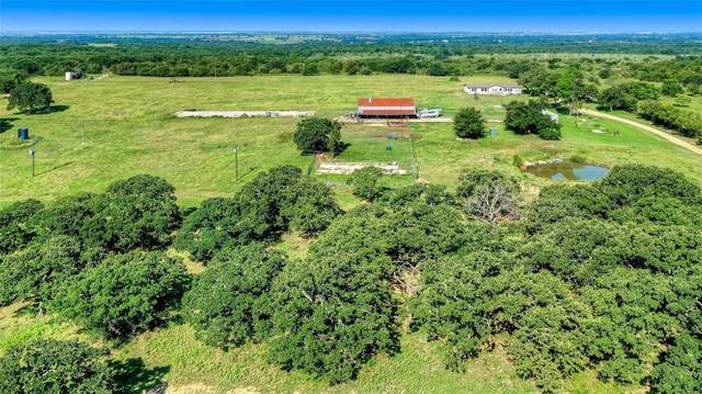1836 County Road 2117, Gainesville, TX 76240 (MLS #14661757) :: Real Estate By Design