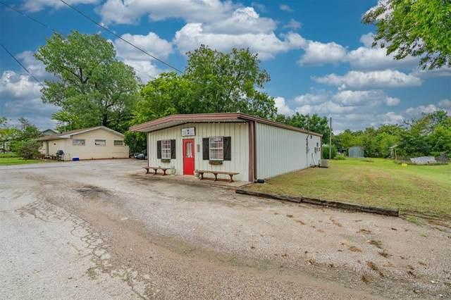 215 W Main Street, Wolfe City, TX 75496 (MLS #14661773) :: The Chad Smith Team