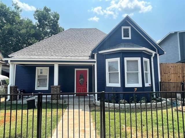 1132 Bessie Street, Fort Worth, TX 76104 (MLS #14661795) :: Real Estate By Design