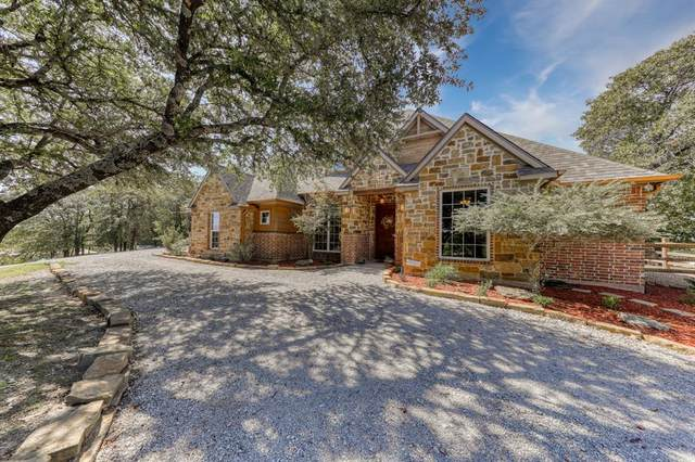 3952 Crest Road, Weatherford, TX 76087 (MLS #14661809) :: Epic Direct Realty