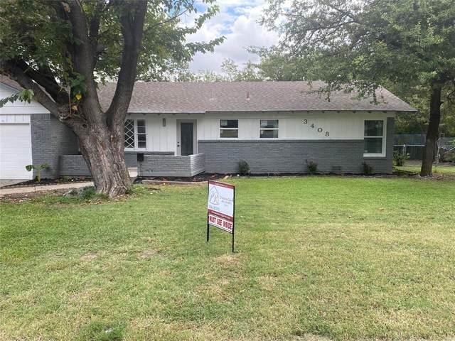3408 Ruth Road, Richland Hills, TX 76118 (MLS #14661830) :: Craig Properties Group