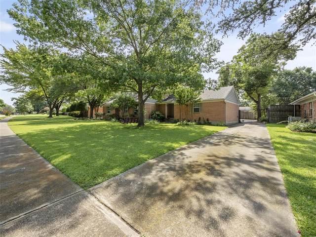 518 Melody Lane, Richardson, TX 75081 (MLS #14661834) :: Real Estate By Design