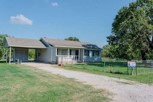 219 Fm 3363, Eastland, TX 76448 (MLS #14661837) :: NewHomePrograms.com