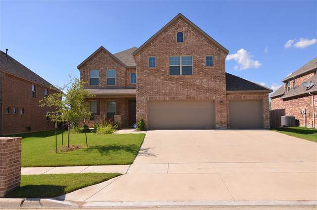 3023 Lakefield Drive, Little Elm, TX 75068 (MLS #14661841) :: Russell Realty Group