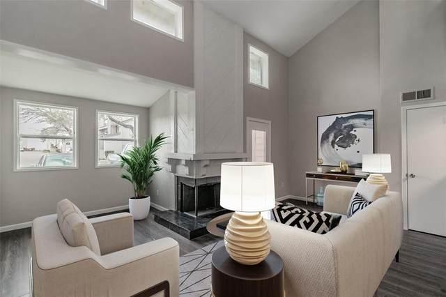 9696 Walnut Street #2104, Dallas, TX 75243 (MLS #14661942) :: Real Estate By Design