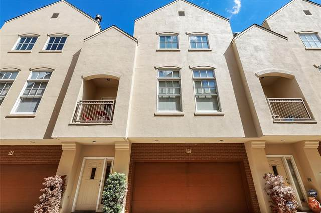 3251 Cambrick Street #15, Dallas, TX 75204 (#14661975) :: Homes By Lainie Real Estate Group