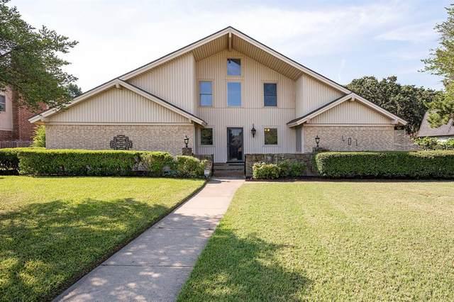 401 Briarwick Lane, Colleyville, TX 76034 (MLS #14662006) :: Epic Direct Realty