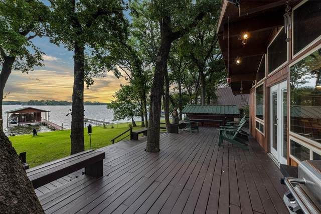 256 Lynn Creek Drive, Mabank, TX 75156 (MLS #14662010) :: VIVO Realty
