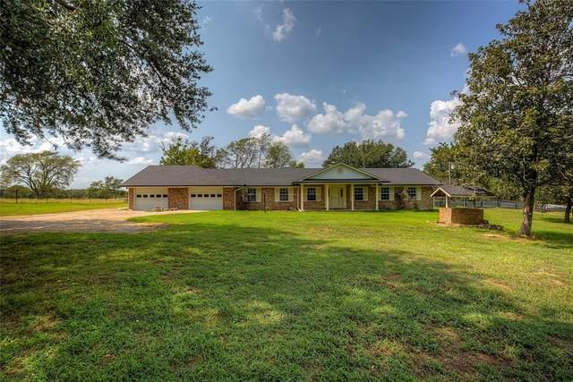 2584 County Road 1171, Sulphur Springs, TX 75482 (MLS #14662021) :: Robbins Real Estate Group