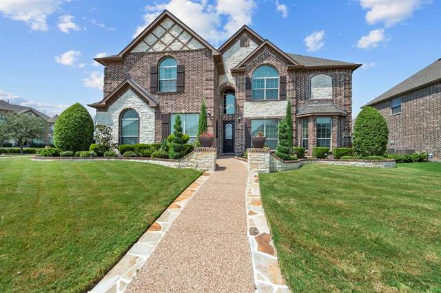 2405 Mona Vale Road, Trophy Club, TX 76262 (MLS #14662032) :: Russell Realty Group
