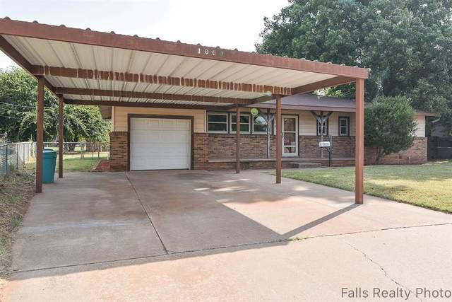1009 Shady Lane, Burkburnett, TX 76354 (MLS #14662036) :: Real Estate By Design