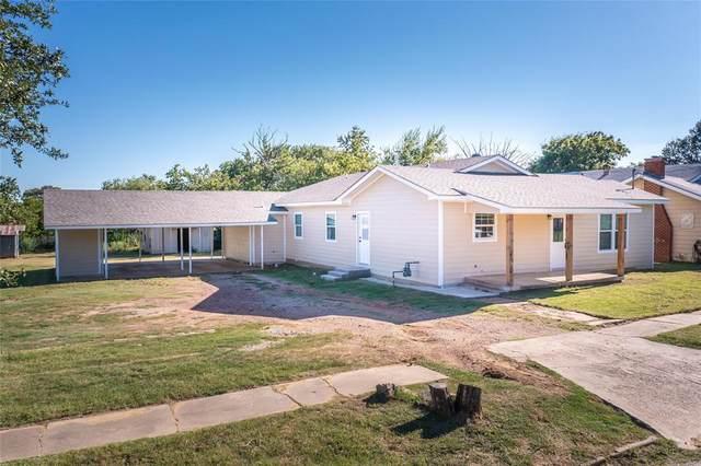 313 W 4th Street, Breckenridge, TX 76424 (MLS #14662038) :: Real Estate By Design