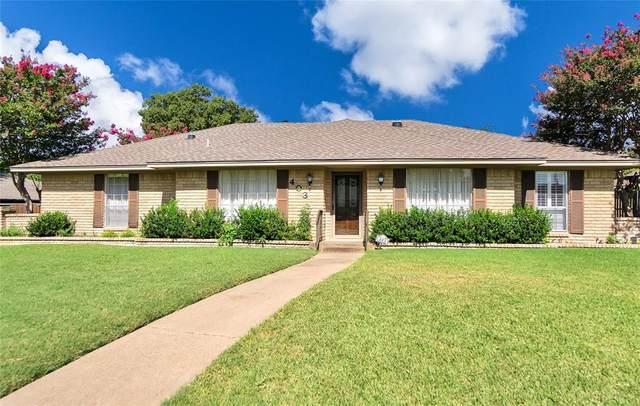 403 Coachlight Trail, Rockwall, TX 75087 (MLS #14662080) :: Craig Properties Group