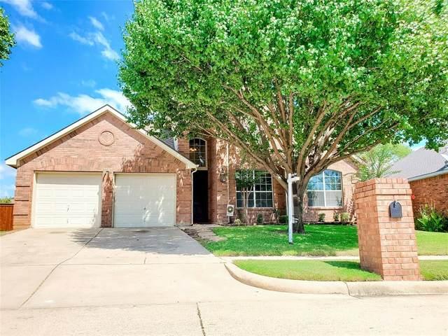 2009 Hayden Lane, Corinth, TX 76210 (MLS #14662084) :: VIVO Realty