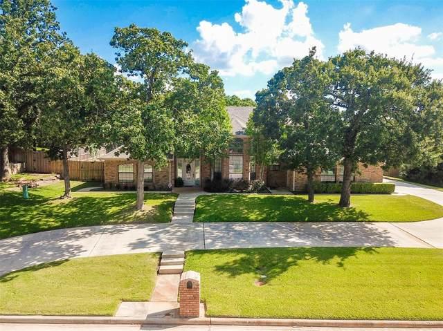 100 El Paseo Street, Denton, TX 76205 (MLS #14662127) :: The Mitchell Group