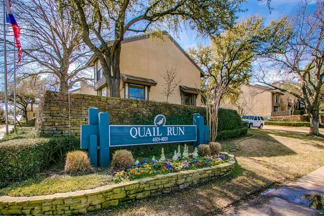 4531 N O Connor Road #1195, Irving, TX 75062 (MLS #14662134) :: Real Estate By Design