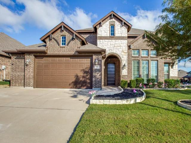 800 Star Grass Drive, Mansfield, TX 76063 (MLS #14662140) :: Real Estate By Design