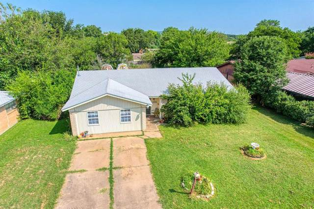 1803 SE 12th Street, Mineral Wells, TX 76067 (MLS #14662150) :: Trinity Premier Properties