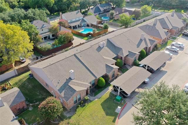 3500 E Park Boulevard #18, Plano, TX 75074 (MLS #14662179) :: Craig Properties Group