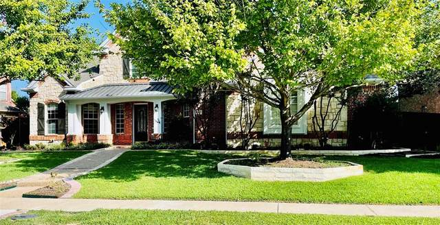 1640 Bowie Lane, Frisco, TX 75033 (MLS #14662273) :: Russell Realty Group
