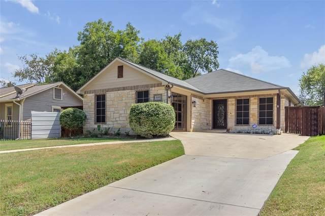 1410 Glen Avenue, Dallas, TX 75216 (MLS #14662297) :: Real Estate By Design