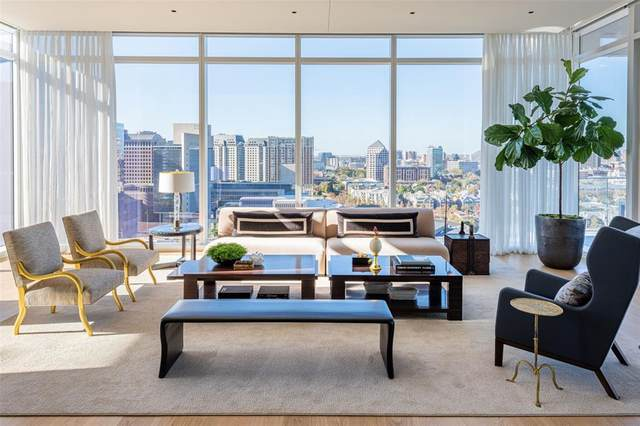 1747 Leonard Street #1401, Dallas, TX 75201 (#14662298) :: Homes By Lainie Real Estate Group
