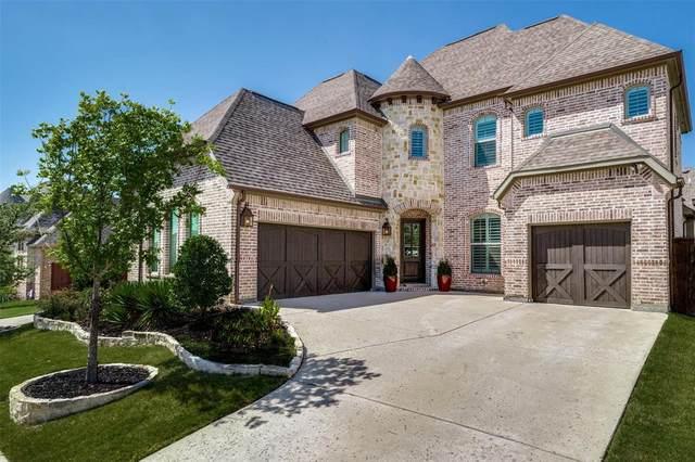 946 Kettledrum Drive, Frisco, TX 75036 (MLS #14662302) :: Real Estate By Design