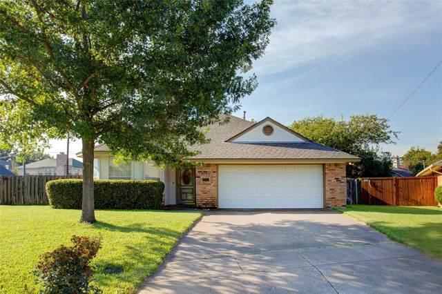 2301 Lovell Court, Arlington, TX 76012 (MLS #14662308) :: VIVO Realty