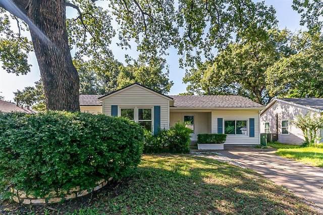 1102 W Tucker Boulevard, Arlington, TX 76013 (MLS #14662329) :: Real Estate By Design