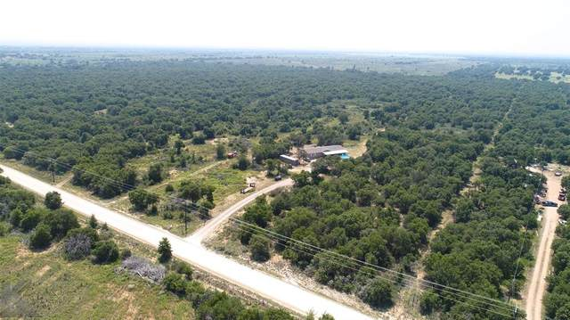 Lot 1 Cr 335, Hawley, TX 79525 (MLS #14662366) :: The Russell-Rose Team
