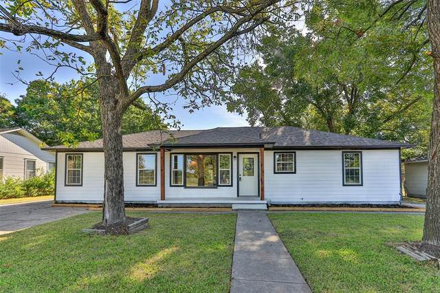 1406 S Grand Avenue, Gainesville, TX 76240 (MLS #14662374) :: Real Estate By Design