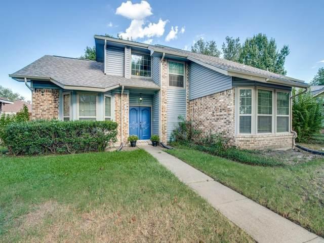 2308 Roanoke Circle, Mesquite, TX 75150 (MLS #14662385) :: Frankie Arthur Real Estate