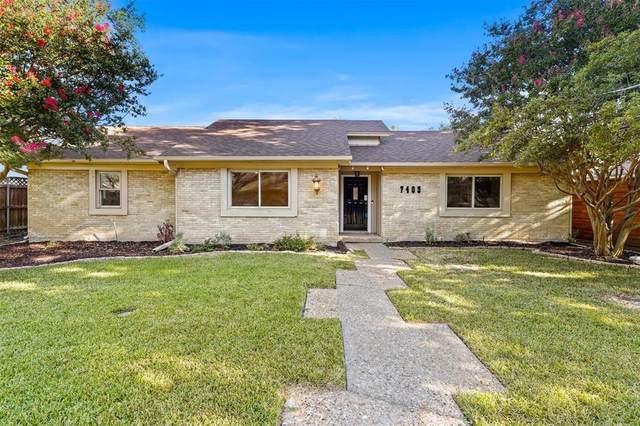 7403 Authon Drive, Dallas, TX 75248 (MLS #14662409) :: The Chad Smith Team