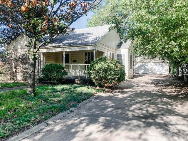 806 Laurel Drive, Brady, TX 76825 (#14662412) :: Homes By Lainie Real Estate Group