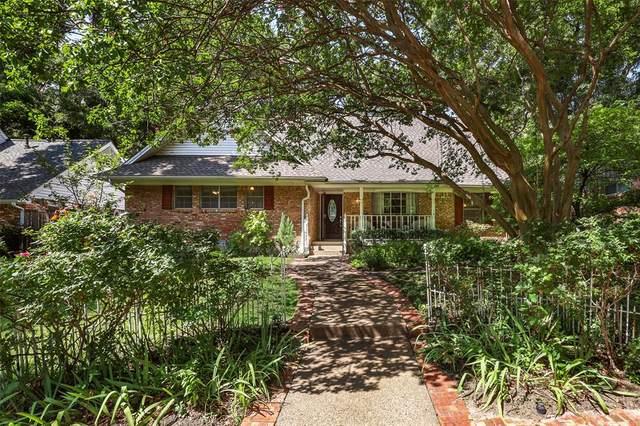 9711 Dartridge Drive, Dallas, TX 75238 (MLS #14662429) :: Real Estate By Design