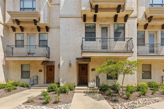 3110 Ross Avenue #3, Dallas, TX 75204 (#14662447) :: Homes By Lainie Real Estate Group
