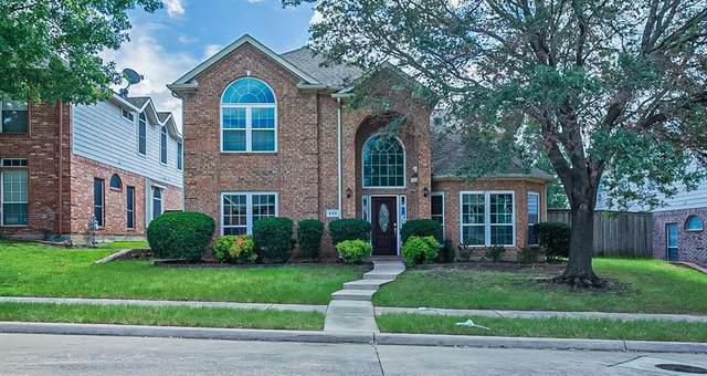 408 Belmont Court, Lewisville, TX 75067 (MLS #14662469) :: Real Estate By Design