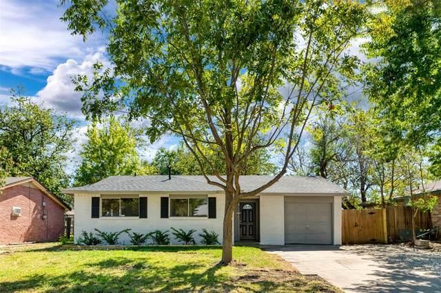 1304 Rosewood Lane, Arlington, TX 76010 (MLS #14662470) :: Trinity Premier Properties