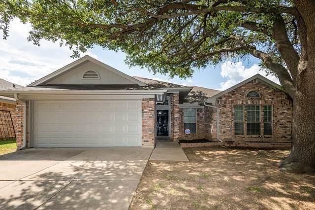 2506 Harmony Court, Arlington, TX 76015 (MLS #14662493) :: Real Estate By Design