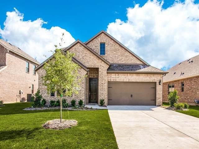 4040 Crowe Lane, Mckinney, TX 75071 (MLS #14662501) :: All Cities USA Realty