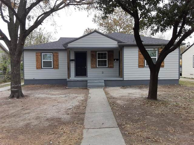 601 NE 18th Street, Grand Prairie, TX 75050 (MLS #14662537) :: Real Estate By Design