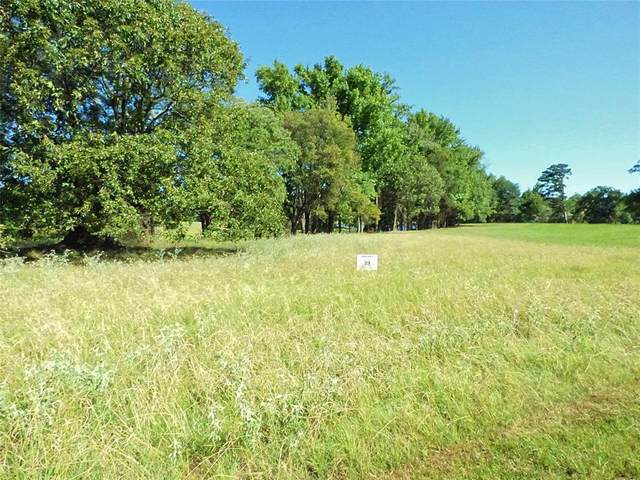 Lot 88 Pr 2712, Mount Pleasant, TX 75455 (MLS #14662552) :: The Star Team | Rogers Healy and Associates