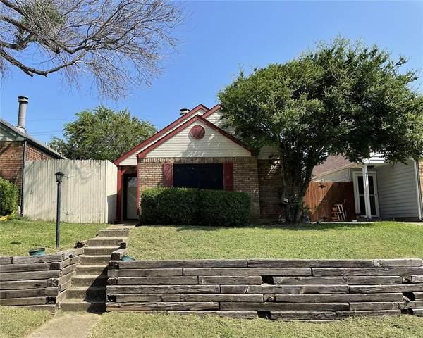 229 Teakwood Lane, Lewisville, TX 75067 (MLS #14662566) :: Real Estate By Design